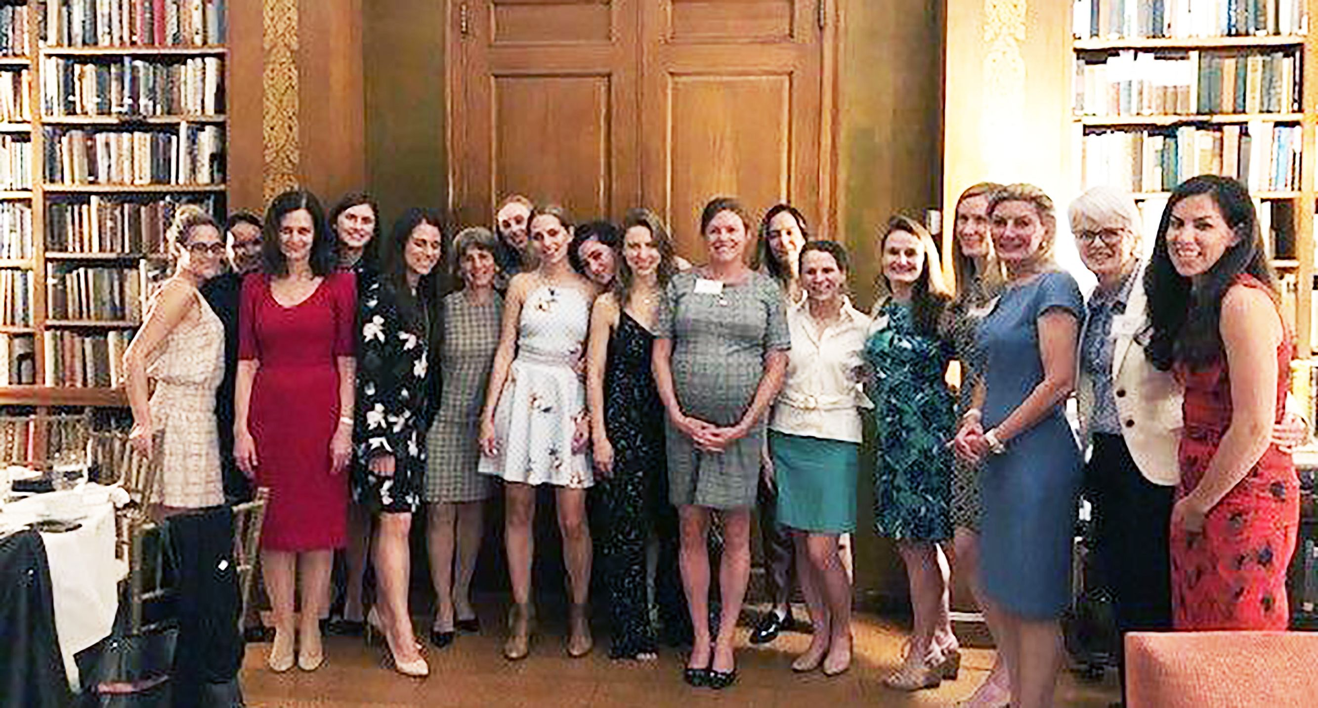 women in surgery dinner