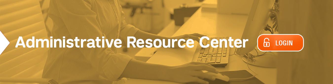 DoS Admin Resource Center