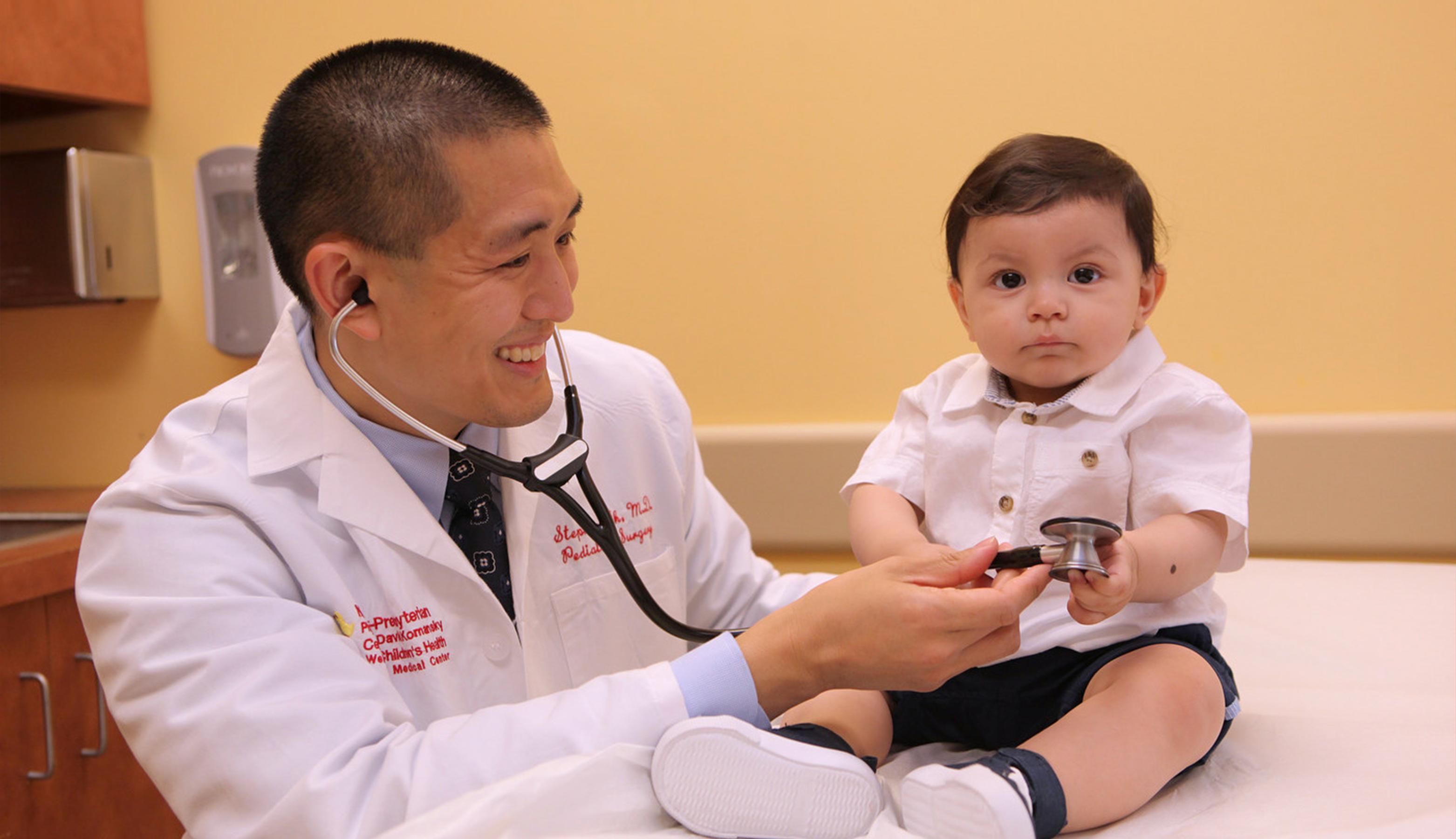 Pediatric Surgery and Pediatric Trauma-Queens | Weill