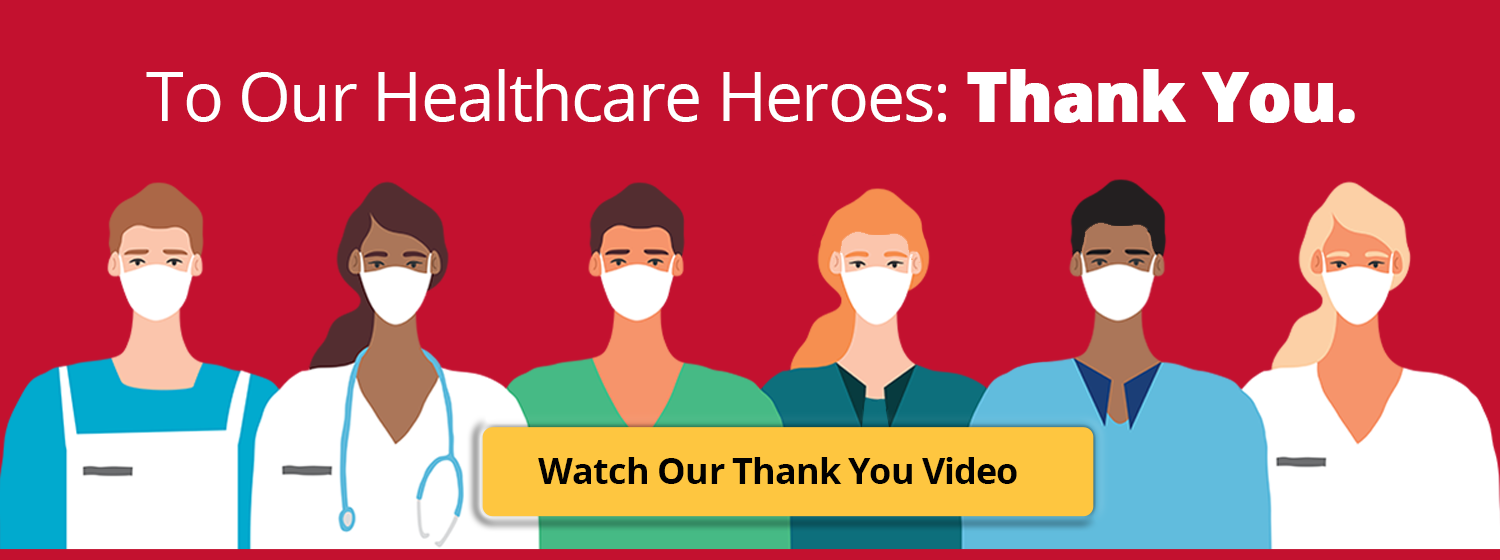 TY healthcare heroes